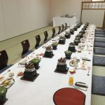 【熊本】今時レアなステージつき宴会場はココ!大人数可、料理も豪華