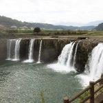 【大分】豊後大野市観光、東洋のナイアガラ「原尻の滝」によってみた!