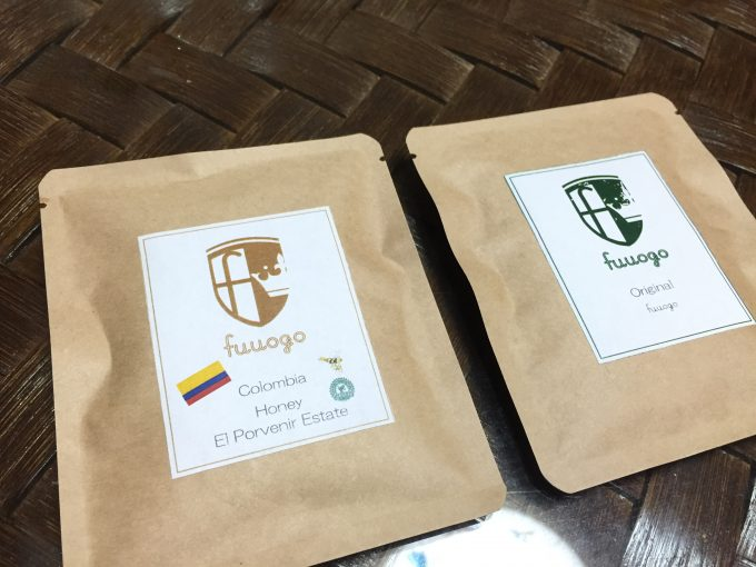 fuuogoのコーヒー