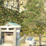 天皇皇后両陛下もご訪問!岬に突き出る御崎神社。本殿はなんと絶壁に