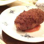 1,600円のカニクリームコロッケを食す!宮崎の老舗洋食屋らんぷ亭