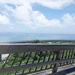 【沖縄記17】絶景ループのニライカナイ橋から絶景パノラマ知念岬へ