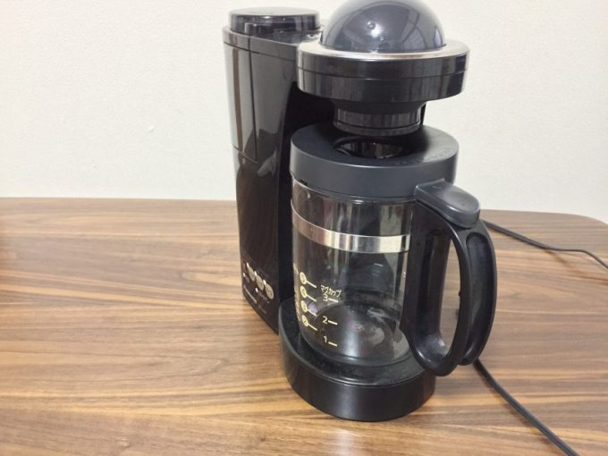 panasonic、コーヒーメーカー(NC-s35p)