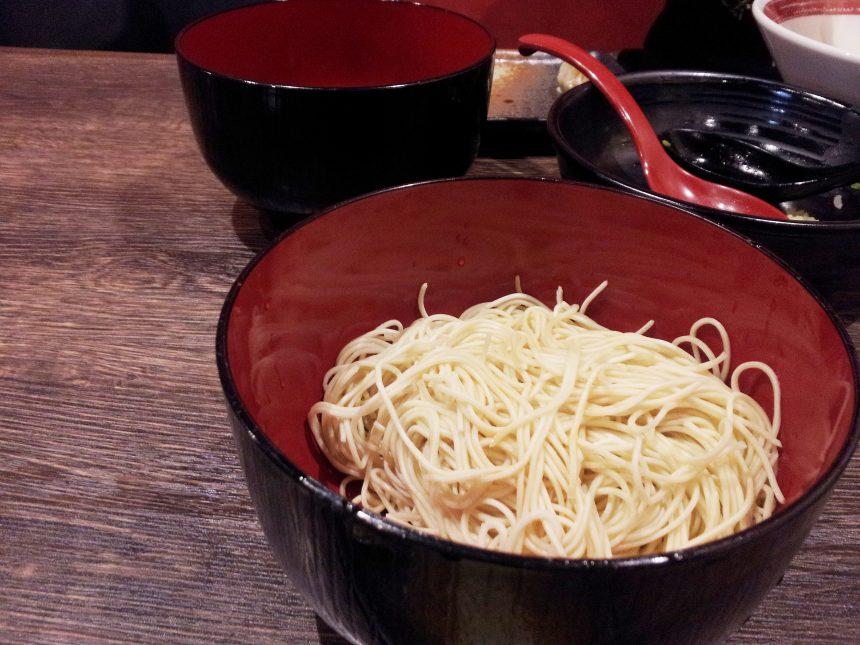 ラーメン暖暮の替玉(細麺)