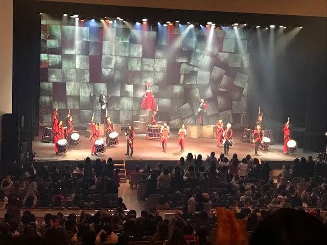 ドラムTAO日南公演