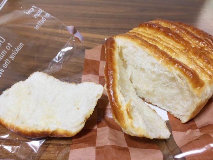 ちぎったふんわりバタースコッチパン
