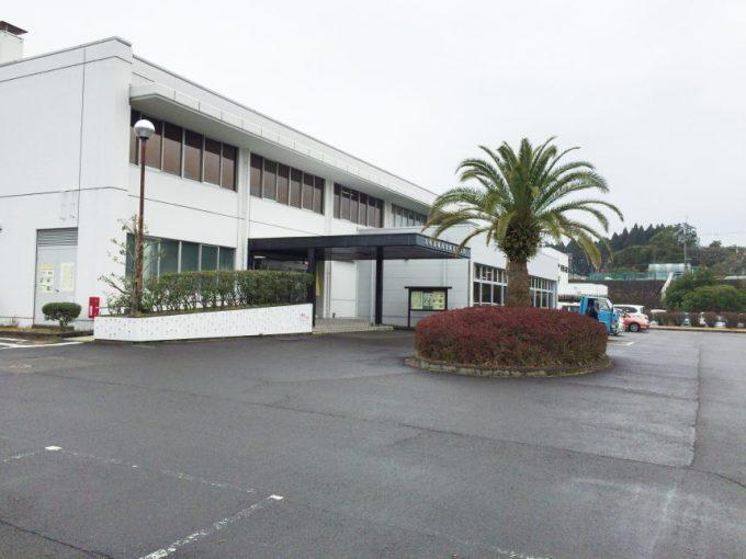 宮崎運輸支局の建物
