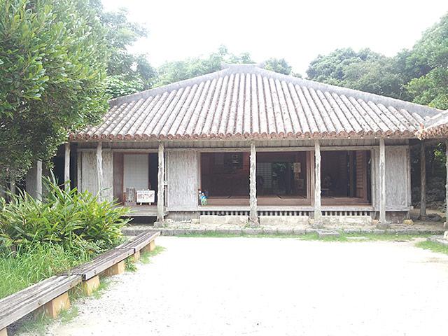 地頭代の家