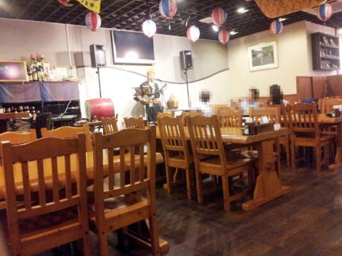 琉球の歌を歌うイベント