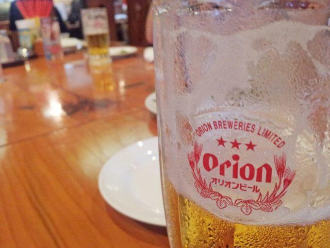 沖縄定番オリオンビール