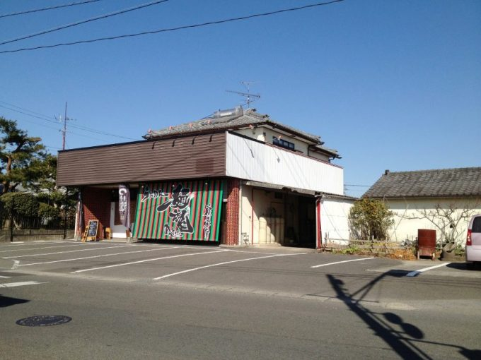 都城市、麺魂(めんそうる)の店舗