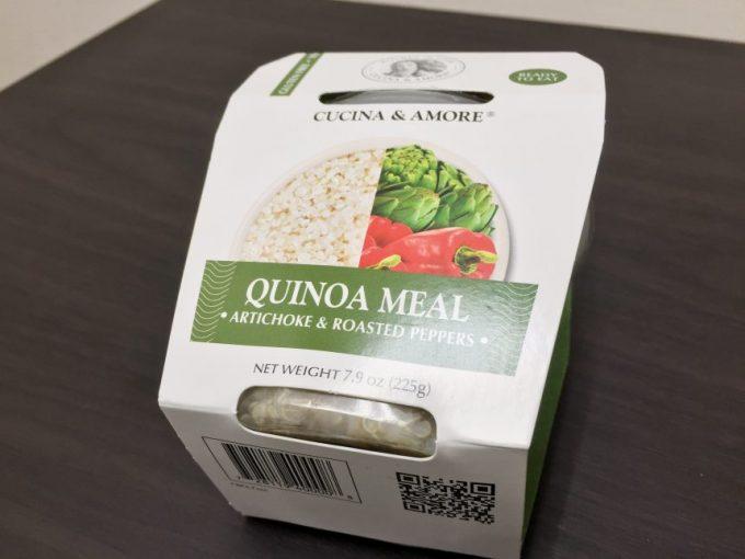 quinoa mealパッケージ