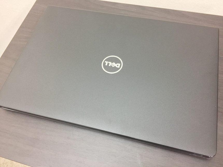 Dell vostro15-3000-3568の天板