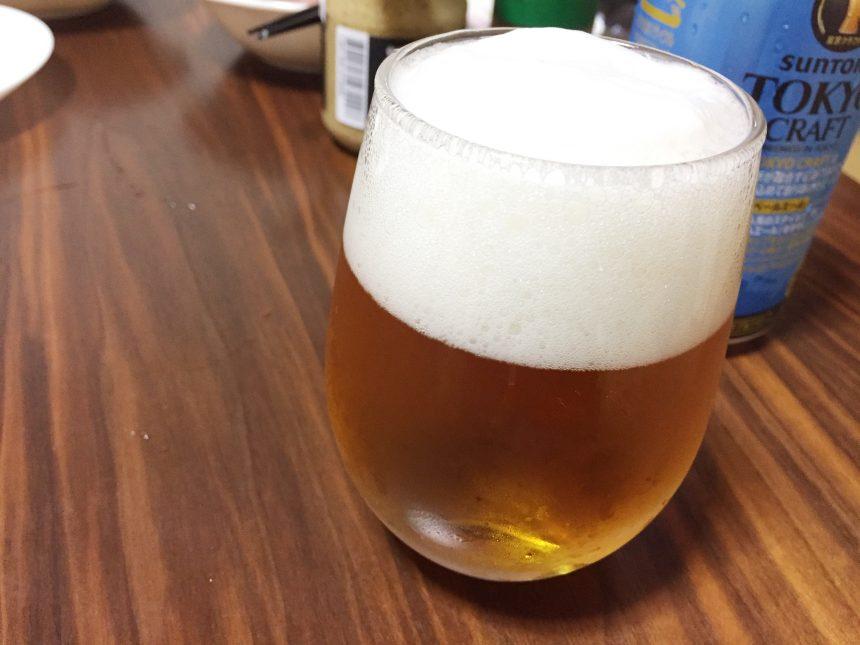 生ビールのようにまろやかな泡