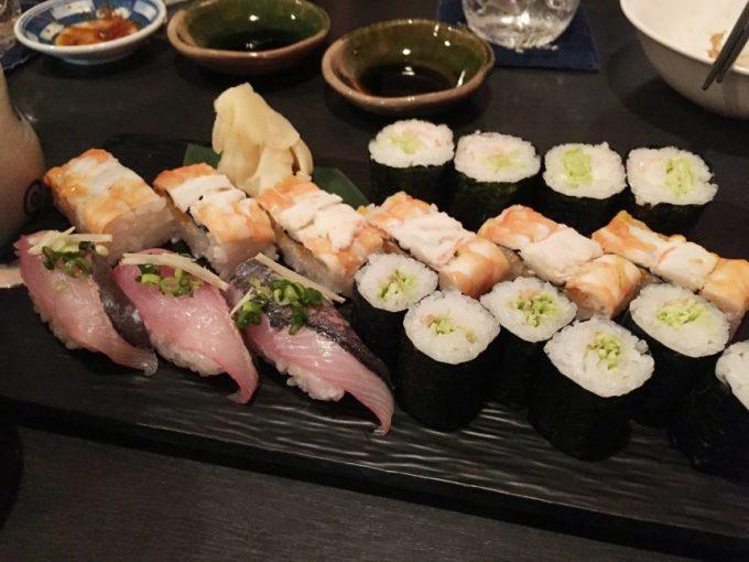 おいしそうな寿司