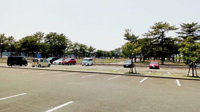 ルーデリーから見える運転免許センター