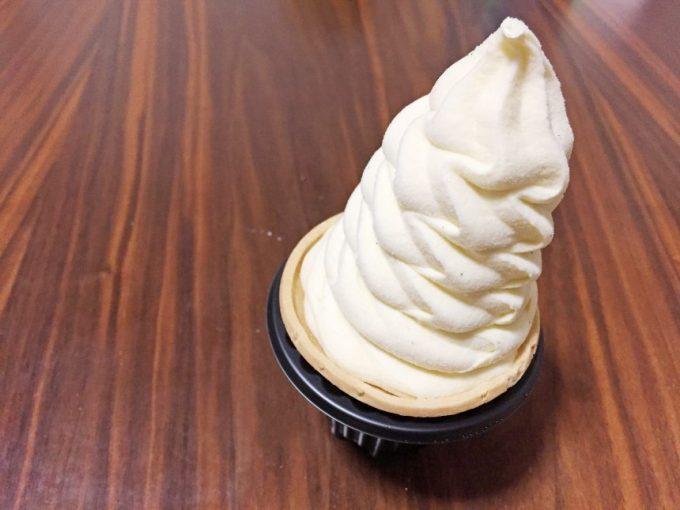 スナオソフトクリーム本体