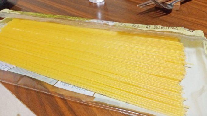 トウモロコシと米粉原料のグルテンフリーパスタ(アルチェネロ)