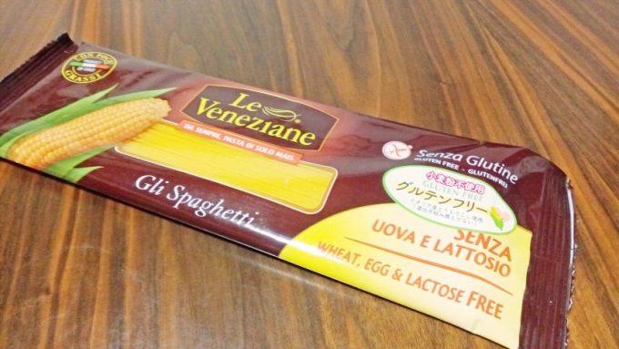 グルテンフリーパスタ「Le Veneziane」