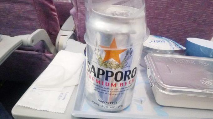 台湾バージョンのサッポロビール