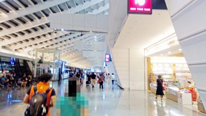 台湾桃園国際空港ターミナル