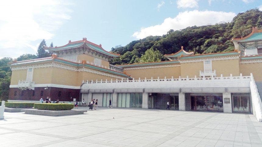 故宮博物院(正面左)